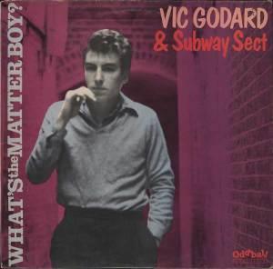 AOTW(end) 'What's The Matter Boy?' – Vic Godard