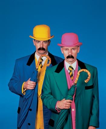 Pet Shop Boys, Girls, Divas and Dames…