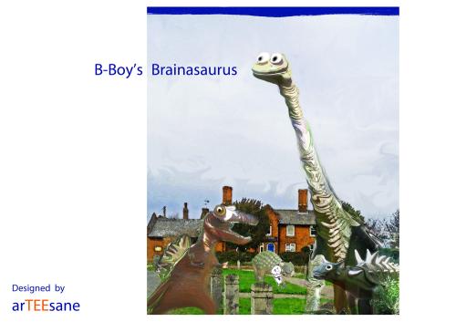 B-Boys Brainasaurus Book