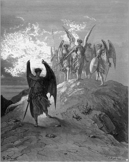 Seraphim & Cherubim