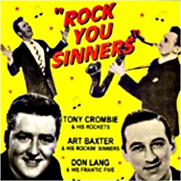 Rock You Sinners!