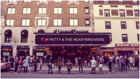 The Beacon Theatre, New York City