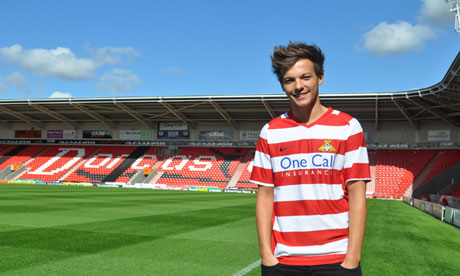 One Direction star Louis Tomlinson likely to appear for Doncaster Rovers reserves - video