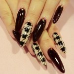 Nail Art Is atypical Gyaru Passtime