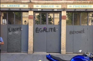 Liberet, Egalite, Beyonce