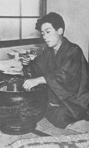 Marxist Author Takiji Kobayashi who was killed by the secret police in1933