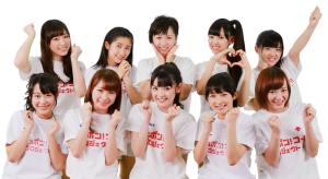 Morning Musume 14 - fighting back in The Idol Wars
