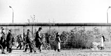 wall and bike
