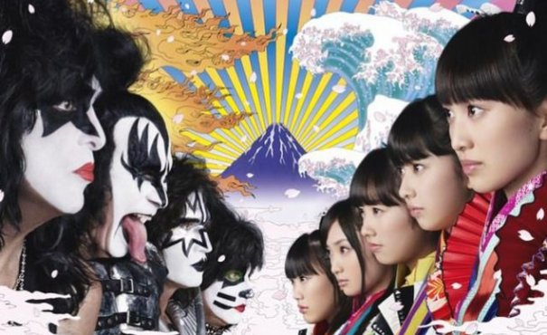 Kiss vs Momoiro Clover Z