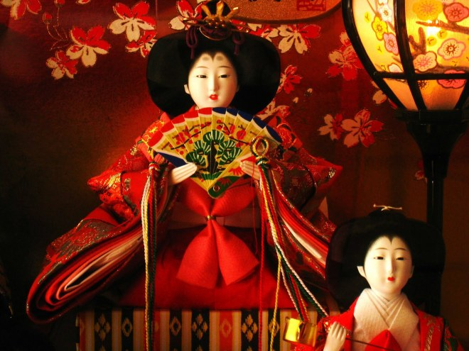 Hina Matsuri Is the Dolls Festival and Girls Day.