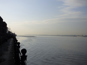 Mersey waters