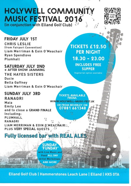 Holywell Music Festival