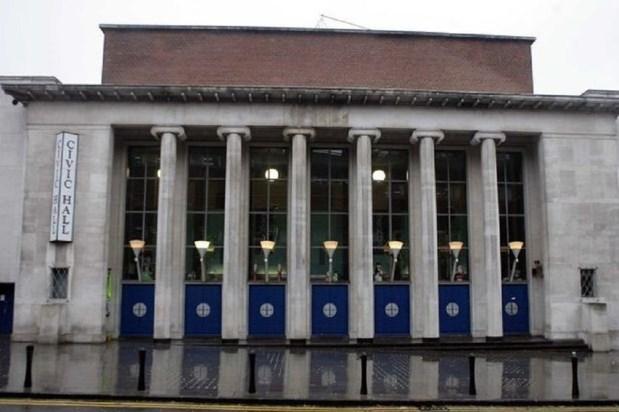 The Civic Hall Wolverhampton