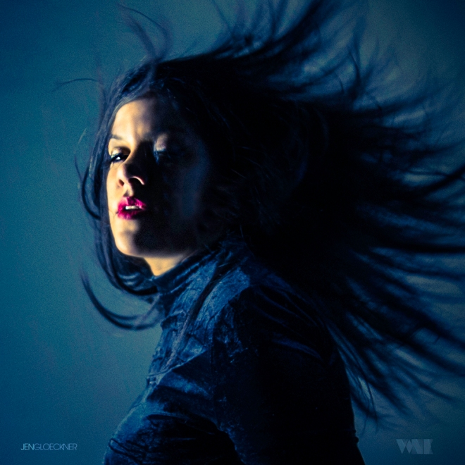 Jen Gloeckner - VINE - Cover art