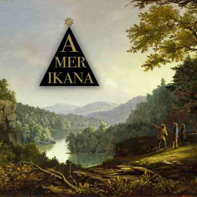The Stevenson Ranch Davidians - Amerikana (cover) 168